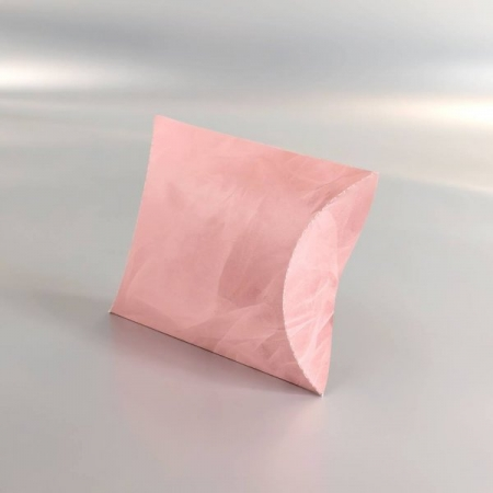 pillow box čipka M1 roze