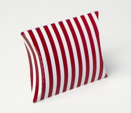 "pillow mala ""Bordo pruge"""