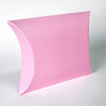 "Pillow box ""Fantasy roze"" M3"